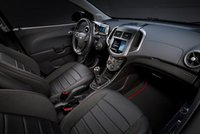 2013 Chevrolet Sonic, Interior Seating, interior, manufacturer