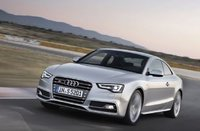 2013 Audi A5, A5 Front quarter, exterior, manufacturer, gallery_worthy