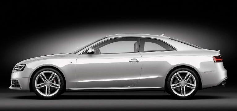 2013 Audi A5, A5 Side, exterior, manufacturer