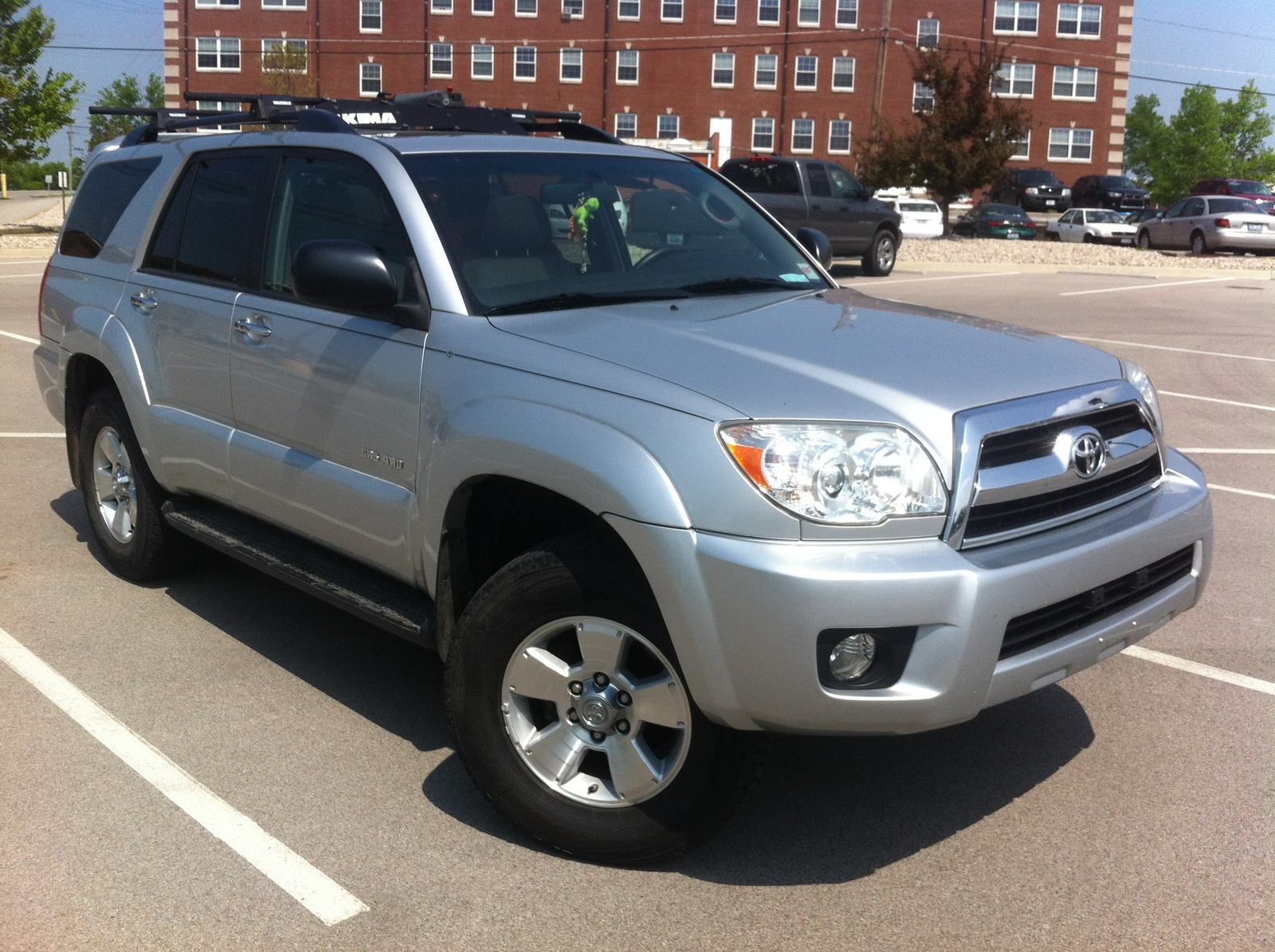 2007 toyota 4runner reviews. Black Bedroom Furniture Sets. Home Design Ideas
