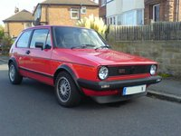 1981 Volkswagen Golf Picture Gallery