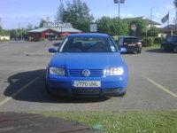 1999 Volkswagen Bora Overview