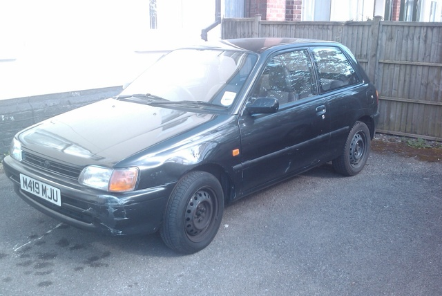 Picture of 1995 Toyota Starlet