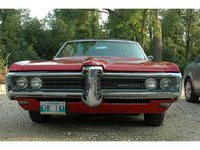 1968 Pontiac Parisienne Overview
