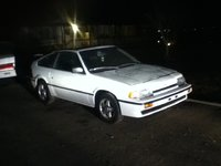 1986 Honda Civic CRX, my hottie, exterior