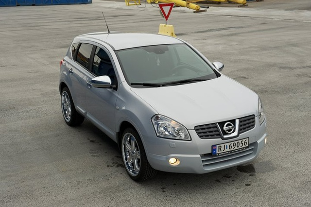 Picture of 2007 Nissan Qashqai