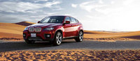 2013 BMW X6, exterior front left quarter view, exterior, gallery_worthy