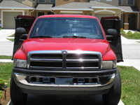 1998 Dodge Ram 1500 4 Dr Laramie SLT Extended Cab SB, Listening to music, exterior