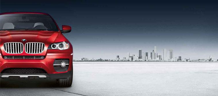 2013 BMW X6, exterior front view, exterior, manufacturer