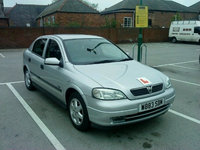 2000 Vauxhall Astra Overview