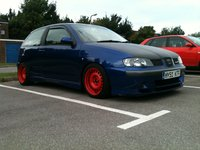 Picture of 2001 Seat Ibiza, exterior, gallery_worthy