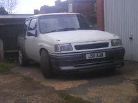 1990 Vauxhall Nova Overview