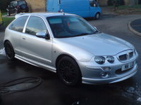 2002 MG ZR Picture Gallery