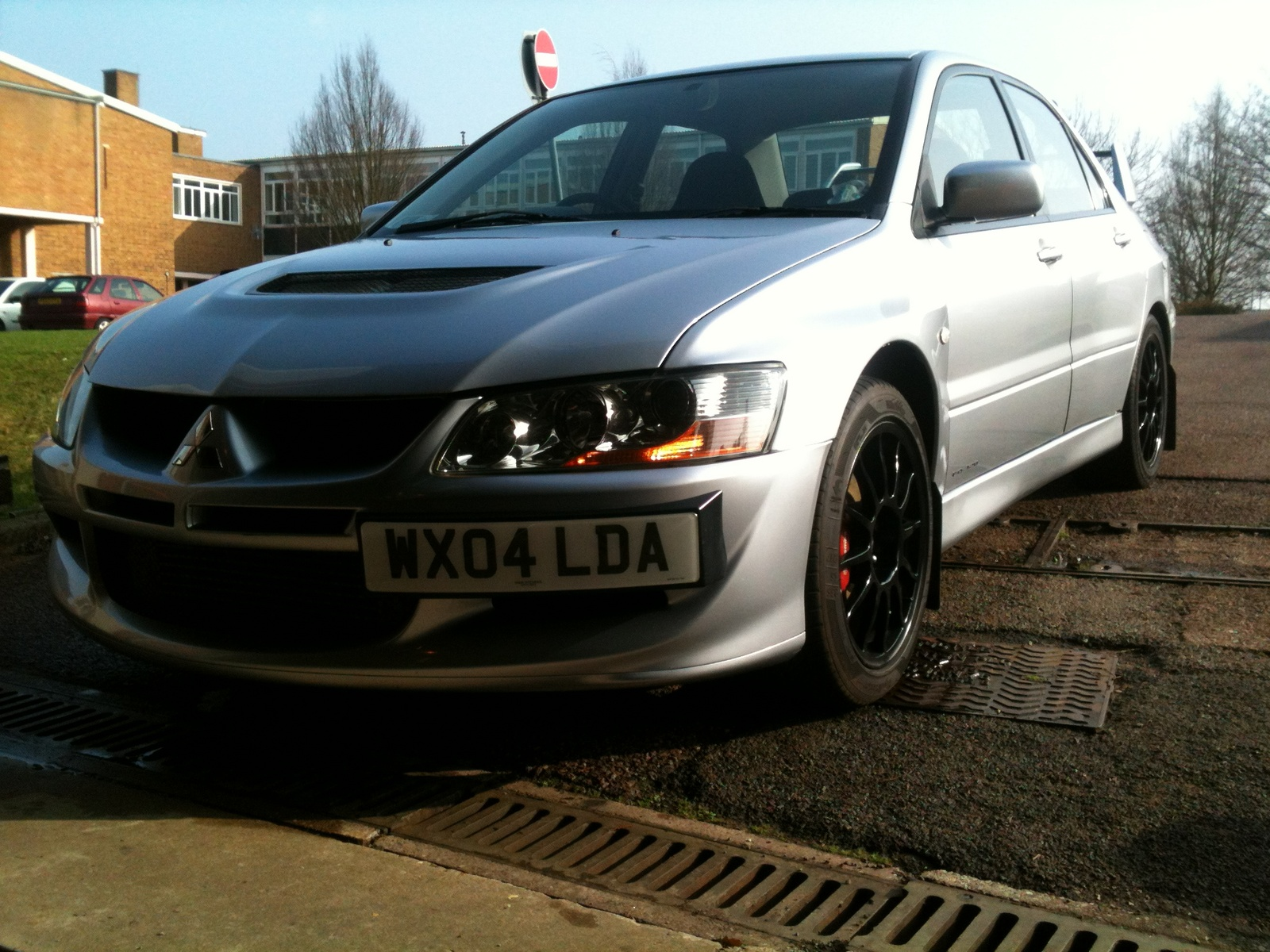 2008 Mitsubishi Lancer Evolution MR picture