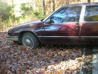 1989 Buick LeSabre, This is how it was just sitting in the driveway for a year:( due to not having a job to take care of it. So I sold it and till this day I regret it...Really bad!, exterior, gallery...
