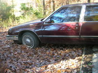 1989 Buick LeSabre, This is how it was just sitting in the driveway for a year:( due to not having a job to take care of it. So I sold it and till this day I regret it...Really bad!, exterior