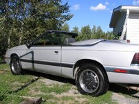 1989 Chrysler Le Baron Picture Gallery