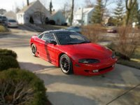 1995 Eagle Talon 2 Dr TSi Turbo AWD Hatchback picture, exterior