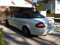 Picture of 2008 Mercedes-Benz CLK-Class CLK 350 Cabriolet, exterior, gallery_worthy