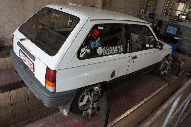 Picture of 1992 Opel Corsa