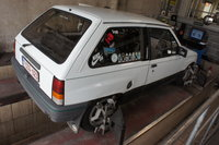 1992 Opel Corsa Overview