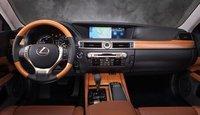 2013 Lexus GS 450h, Interior cockpit, interior, manufacturer, gallery_worthy