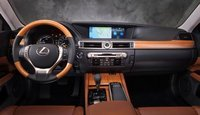 2013 Lexus GS 450h, Interior cockpit, manufacturer, interior
