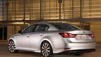 2013 Lexus GS 450h Overview