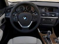 2013 BMW X3, Interior Cockpit, manufacturer, interior
