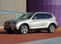 2013 BMW X3, Front quarter, exterior, manufacturer