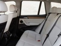 2013 BMW X3, Interior seating, interior, manufacturer