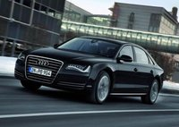 2013 Audi A8 Picture Gallery