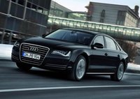 2013 Audi A8, Front quarter, exterior, manufacturer