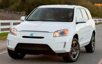 2013 Toyota RAV4, Front View. , exterior, manufacturer