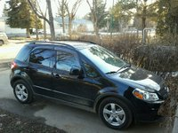 2010 Suzuki SX4 Base AWD Crossover picture, exterior