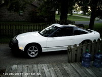 Picture of 1992 Nissan 240SX 2 Dr STD Hatchback, exterior