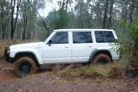 1989 Nissan Patrol Overview