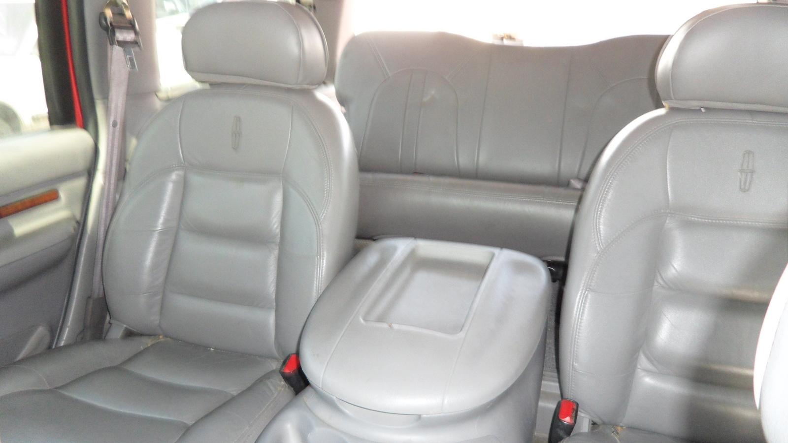1998 Lincoln Navigator Interior Pictures Cargurus