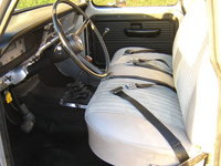 1972 Ford F-100 picture, interior