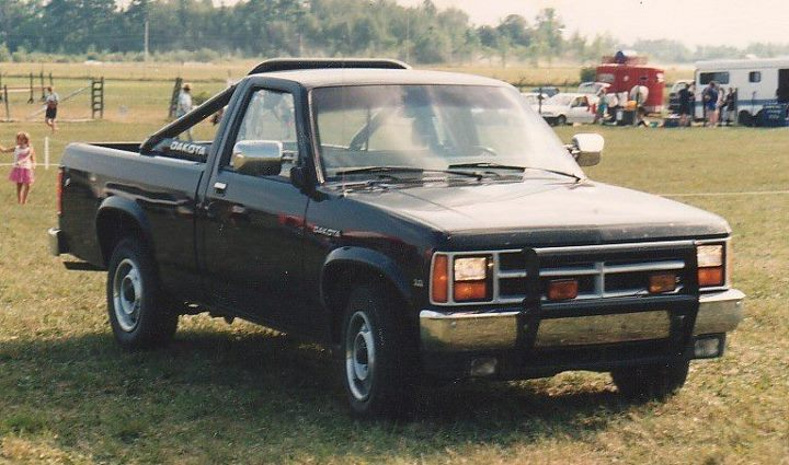 1988 Dodge Dakota picture, exterior