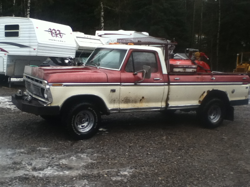 1976 Ford F-150 4x4