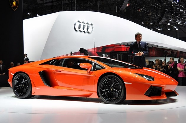 Picture of 2012 Lamborghini Aventador