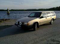 1992 Volvo 740 Overview