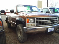 1991 chevrolet 2500 towing capacity