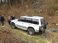 Picture of 1993 Mitsubishi Pajero, exterior, gallery_worthy