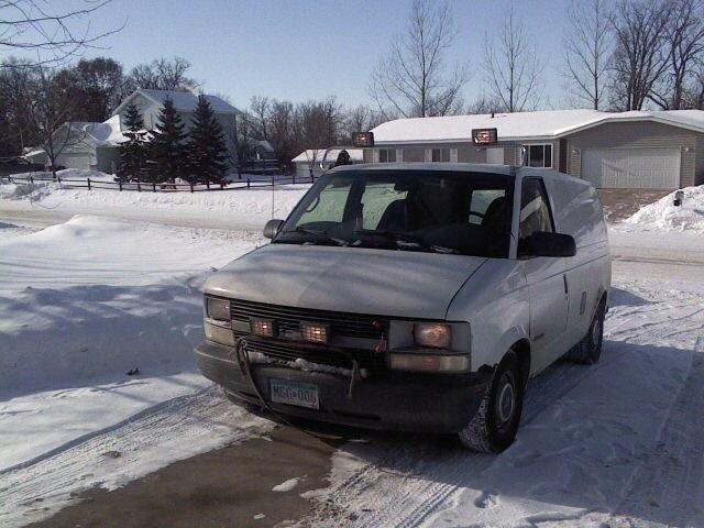 Picture of 1997 Chevrolet Astro Cargo Van 3 Dr STD Cargo Van Extended