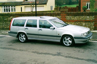 1993 Volvo 850 Picture Gallery