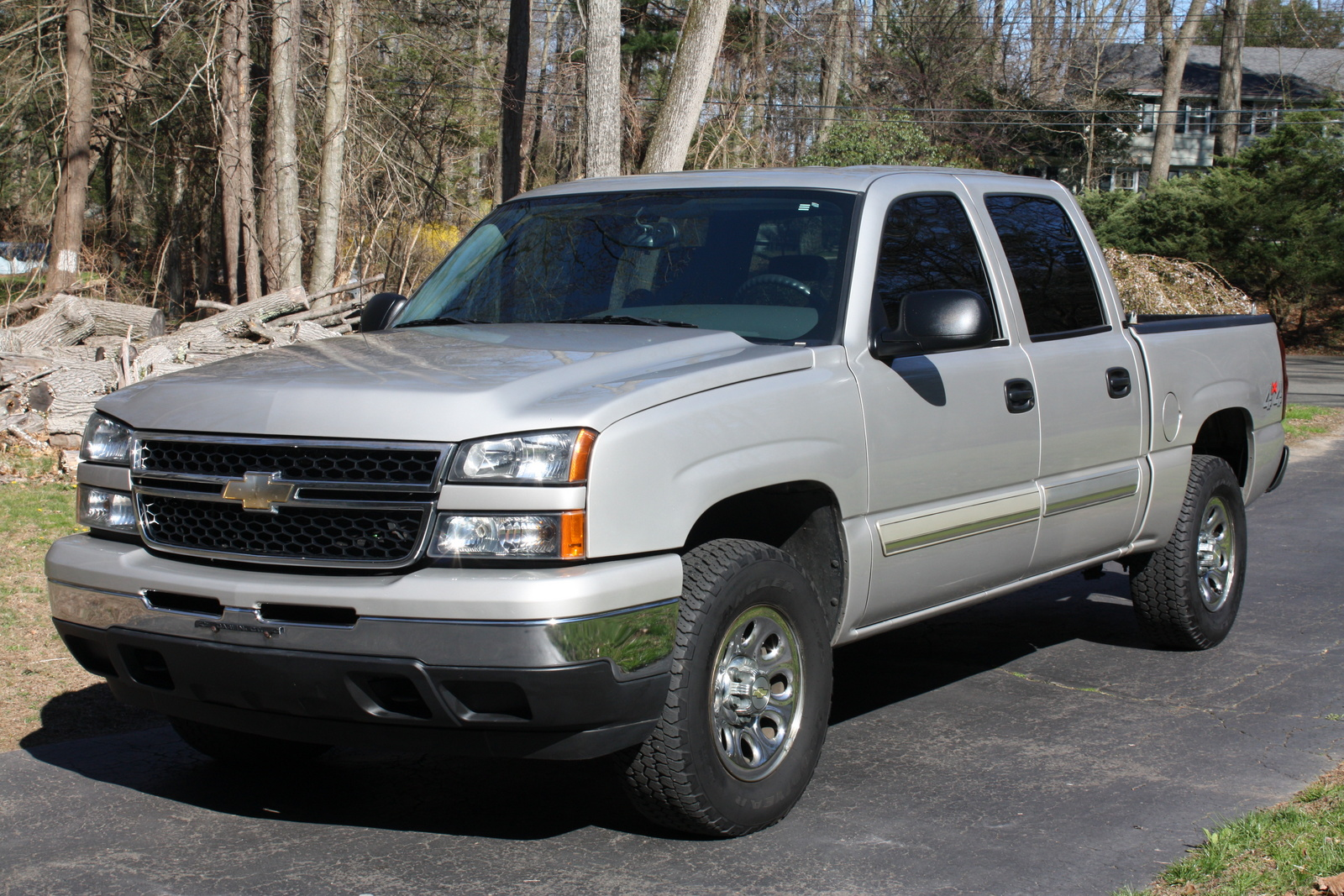 2006 chevrolet silverado 1500 exterior pictures cargurus. Black Bedroom Furniture Sets. Home Design Ideas