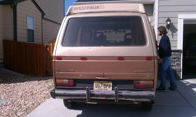 Picture of 1984 Volkswagen Vanagon