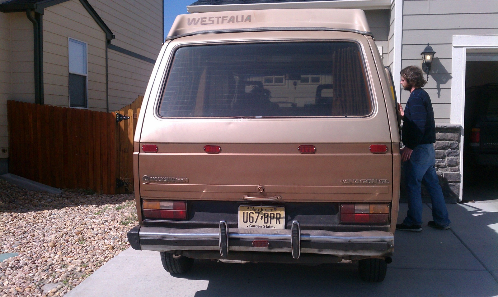 Picture of 1984 Volkswagen Vanagon